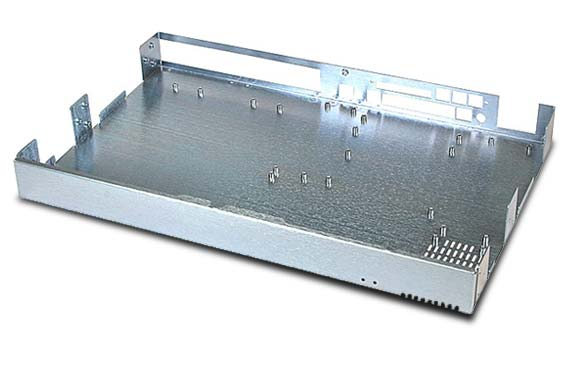 Zinc Coated Chassis